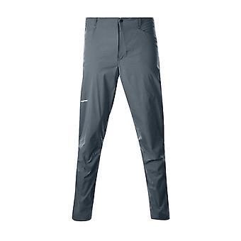 Berghaus Fast Hike Hombres al aire libre caminar resistente al agua pantalón pantalón gris