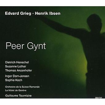 E. Grieg - Edvard Grieg, Henrik Ibsen: Peer Gynt [CD] USA import