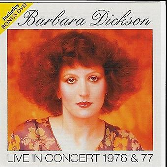Barbara Dickson - Live in Concert 1976/77 [CD] USA import