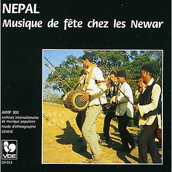 Festival Music From Nepal - Festival Music From Nepal [CD] USA import