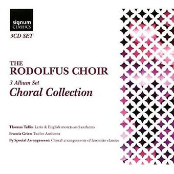 Rodolfus Choir Choral Collection [CD] USA import