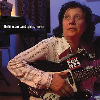 Thalia Zedek - Fighting Season [CD] USA import
