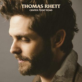 Center Point Road [CD] USA import