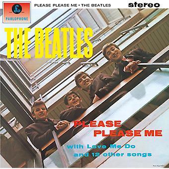 Beatles - Please Please Me importazione USA (Original Recording Remastered) [Vinyl]