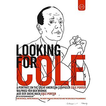 Cole Porter - Looking for Cole: A Portrait on the Great American [DVD] USA import