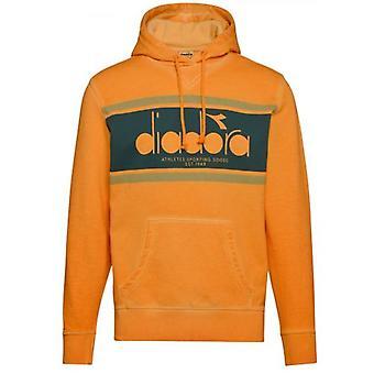 Diadora Orange Mustard Spectra Hoodie