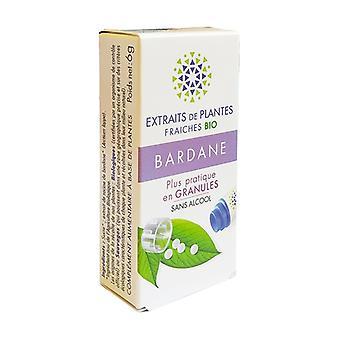 Extrait de plantes fraîches Bardane BIO 130 granulés