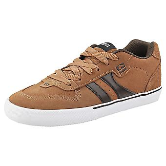 Globe Encore 2 Mens Skate Trainers in Tan