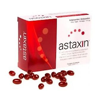 Astaxin 60 capsules of 4mg