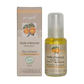 Organic virgin apricot oil 50 ml