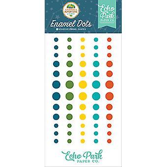 Echo Park Summer Adventure Enamel Dots