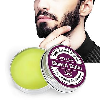 Organic Beard Balm For Styling, Moisturizing And Smoothing