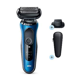 Rechargeable Electric Shaver Braun 60-B1200S Blue