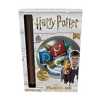 Games - Pressman Toy - Harry Potter Spellcasters New 8543
