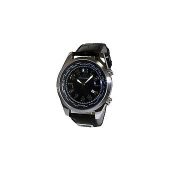 HEINRICHSSOHN Gdansk Black HS1003B heren horloge