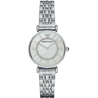 Emporio Armani AR1908 Classic Mother Of Pearl Dial Women's Watch