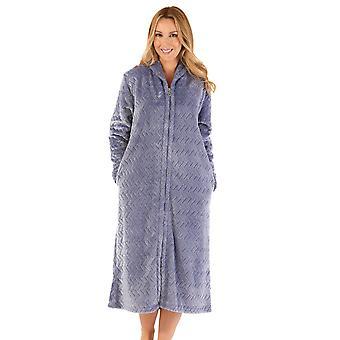 Slenderella HC66316 Women's Robe Dressing Gown