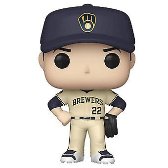 Major League Baseball Brewers Christian Yelich Pop! Vinyl