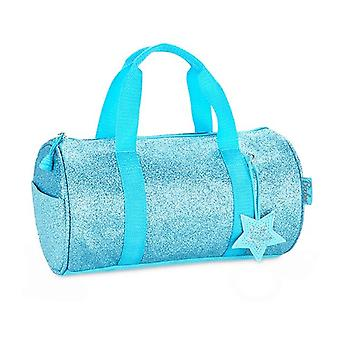 Sparkalicious Turquoise Duffle (Small)
