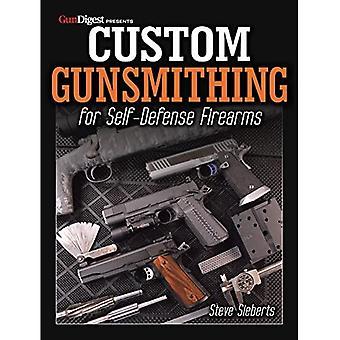 Armería personalizada para armas de fuego de autodefensa