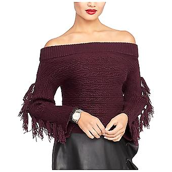 RACHEL Rachel Roy   Off-The-Shoulder Sweater