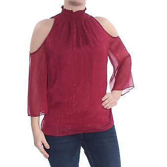 Rachel Zoe | Cold Shoulder Long Sleeve Top