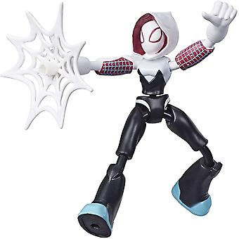 Spiderman Bend & Flex Ghost Spider Action Kids Toy