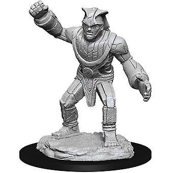 D&D Nolzur's Marvelous Unpainted Miniatures Stone Golem (Pack Of 6)