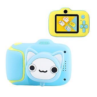 Ultra Mini Kids -kamera - hd-näyttö 8g / 16g / 32g-muistikortilla