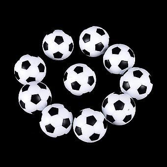 10pcs/set- Dia 32mm Plastique Foosball Table Football Ball- Football /