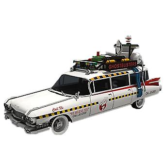 Ghostbusters Ecto-1a Hot Wheels Auto Modell - 3D Papier Modell