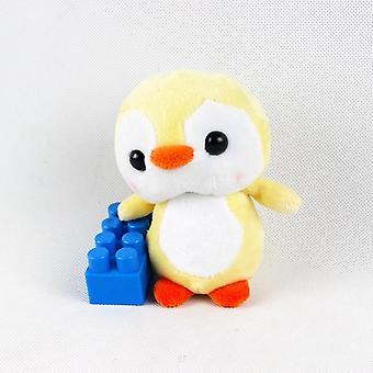 Penguin Plush Stuffed Keychain