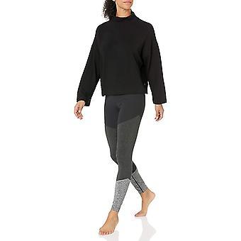 Brändi - Core 10 Women's (XS-3X) Cloud Soft Yoga Fleece Mock Dolman Swe...