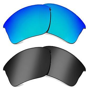 الاستقطاب عدسات استبدال ل Oakley Flak سترة XLJ النظارات الشمسية المضادة للخدش المضادة للوهج UV400 SeekOptics