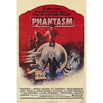 Phantasm Movie Poster Print (27 x 40)
