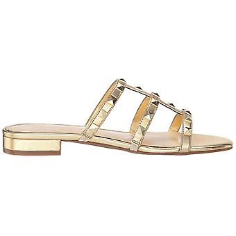 Jessica Simpson Womens Caira Open Toe Casual Slide Sandals
