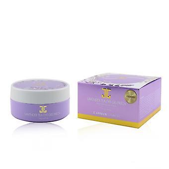 JayJun Lavendel Tee Auge Gel Patch 30paare