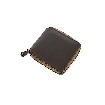Eastern Counties Leather Unisex Billie Leather Zip Around Wallet