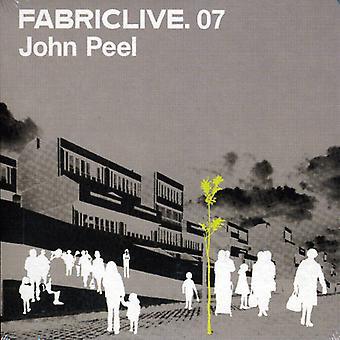 John Peel - Fabriclive 7 [CD] USA import
