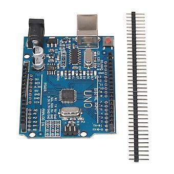 Mikroprocessor controller ATmega328P UNO R3 bord med pin header