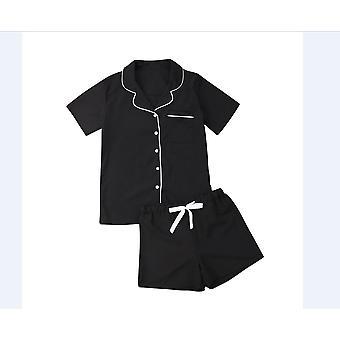 Σέξι γυναίκες κυρίες σατέν εσώρουχα δαντέλα πιτζάμες που κομψό αμάνικο top σορτς