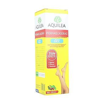 Aquilea Light Legs Gel 100 ml of gel