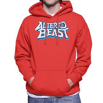 Sega Endret Beast Logo Menn's Hettegenser