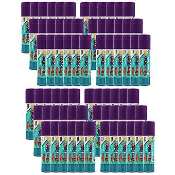 Economy Glue Stick .28 oz., Púrpura, Pack de 72