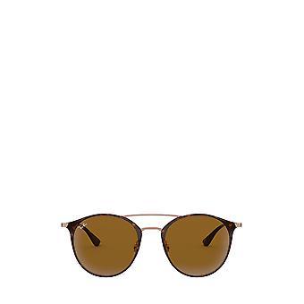 Ray-Ban RB3546 cobre em óculos de sol unissex de havana