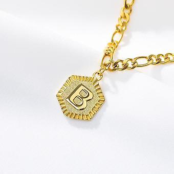 A-z الحرف الأوليخال، الفولاذ المقاوم للصدأ، الأبجدية القدم اكسسوارات المجوهرات