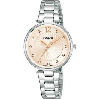 נשים שעונים פולסר PH8491X1, קוורץ, 30mm, 5ATM