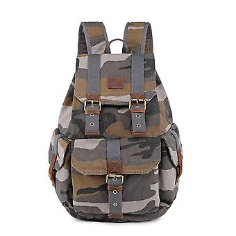 Renegade Camo Canvas Rucsac