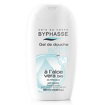 Byphasse Shower Gel Aloe Vera 500 ml