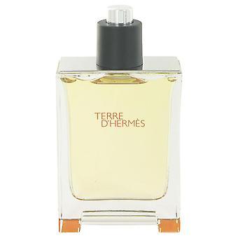 Terre D'hermes Eau De Toilette Spray (Tester) By Hermes 3.4 oz Eau De Toilette Spray